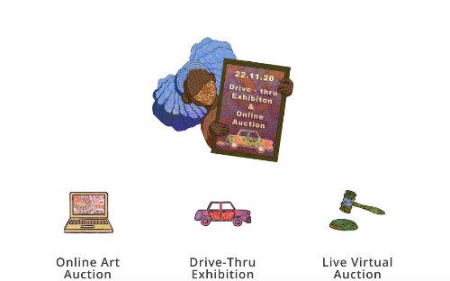 SAFIM Art Auction